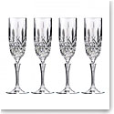 Marquis by Waterford Markham Flutes, Set of Four