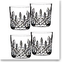 Waterford Crystal, Classic Lismore 9 oz. Tumbler, Set of 4