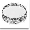 Waterford Crystal, Blank Panel Hockey Puck Crystal Paperweight