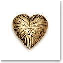 Aerin Ambroise Heart Gold Object