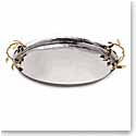 Michael Aram Olive Branch Oval Serving Tray