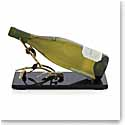 Michael Aram Olive Branch Gold Wine Rest