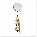 Michael Aram Olive Branch Gold Pizza Cutter