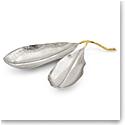 Michael Aram Lodhi Garden Mango Leaf Double Dish