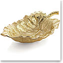 "Michael Aram New Leaves Elephant Ear 13"" Serving Bowl"