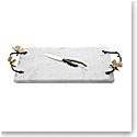 Michael Aram Butterfly Ginkgo Cheeseboard with Knife W