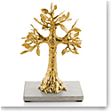 Michael Aram Foliated Cross Sculpture Brass