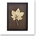 Michael Aram Chestnut Leaf Shadow Box