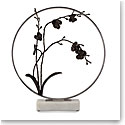 "Michael Aram Black Orchid 22"" Moon Gate Sculpture, Limited Edition"