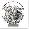 "Michael Aram Fan Coral 32"" Moon Gate Sculpture"