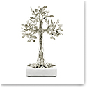 Michael Aram Foliated Cross Large Sculpture Nickel