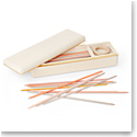 Aerin Small Shagreen Pick Up Sticks, Cream
