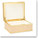 Aerin Colette Cane Jewelry Box