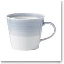 Royal Doulton 1815 Blue Mug 13.5 Oz