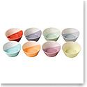 """Royal Doulton 1815 Tapas Bowl 4.5"""" Set of 8 Mixed Patterns"""