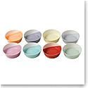 """Royal Doulton 1815 Tapas Dish 4.7"""" Set of 8 Mixed Patterns"""