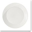 """Royal Doulton 1815 White Dinner Plate 11.4"""""""
