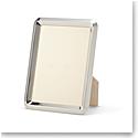 "Aerin Archer Frame, Silver 5x7"""