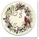 Lenox Winter Greetings Dinnerware Dinner Plate, Single