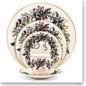 Lenox China Winter Greetings, 5 Piece Place Setting