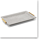 Aerin Shagreen Small Vanity Tray, Dove