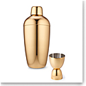 Aerin Fausto Jigger and Shaker Bar Set