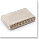 Aerin Noe Cashmere Moons Tone Throw Blanket