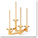 Aerin Evelina Candleholder Centerpiece Set of 4