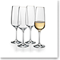 Villeroy and Boch Voice Basic Reims Flute Champagne Set of 4