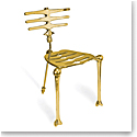 Michael Aram Skeleton Chair Gold