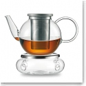 Jenaer Glas Good Mood Teapot With Lid and Filter
