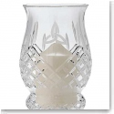 Galway Crystal Trinity Knot Hurricane Lamp