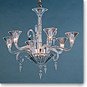 Baccarat Crystal, Mille Nuits 6 Light Chandelier