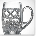 Galway Crystal Celtic Beer Tankard