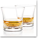 Cashs Ireland, Cooper Regal Blend Scotch Whiskey Tasting DOF Glasses, Pair