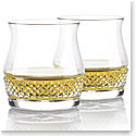 Cashs Ireland, Cooper Highland Single Malt Whiskey Tasting DOF Glasses, Pair
