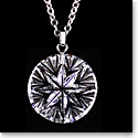Cashs Ireland, Crystal Snowflake Star Pendant Necklace