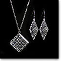 Cashs Ireland, Crystal Diamond Kerry Pendant Necklace and Earring Gift Set