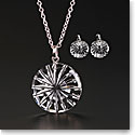Cashs Ireland, Newgrange Circle Necklace and Pierced Earrings Gift Set