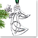 Cashs Ireland, 2020 Angel with Peace Dove Ornament