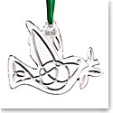 Cashs of Ireland, 2020 Celtic Dove Ornament