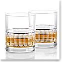 Cashs Ireland, Dunloe Irish Whiskey DOF Glass, 1+1 Free