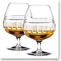 Cashs Ireland, Dunloe Large Brandy, Cognac Glasses 1+1 Free