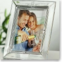 "Galway Crystal Claddagh 5x7"" Photo Frame"