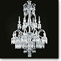 Baccarat Crystal, Solstice 24 Light Crystal Chandelier