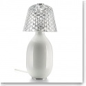 Baccarat Crystal, Baby Candy Crystal Lamp White