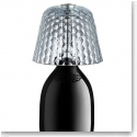 Baccarat Crystal, Baby Candy Crystal Lamp Black