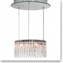 Baccarat Crystal, Lady Crinoline Classic Chandelier