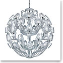 Baccarat Crystal, Le Roi Soleil 40 Light Chandelier