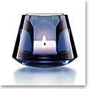 Baccarat Crystal, Harcout Baby Our Fire Crystal Votive, Blue
